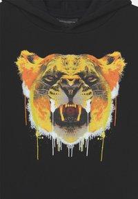 Marcelo Burlon - HOOD TIGER - Sweatshirt - black - 2