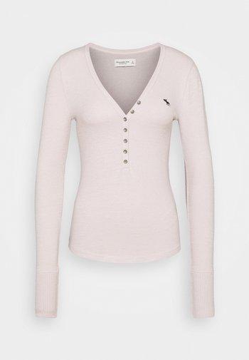 COZY HENLEY - Jumper - light pink