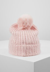 Esprit - SCARVES HATS - Beanie - tinted pearl - 0
