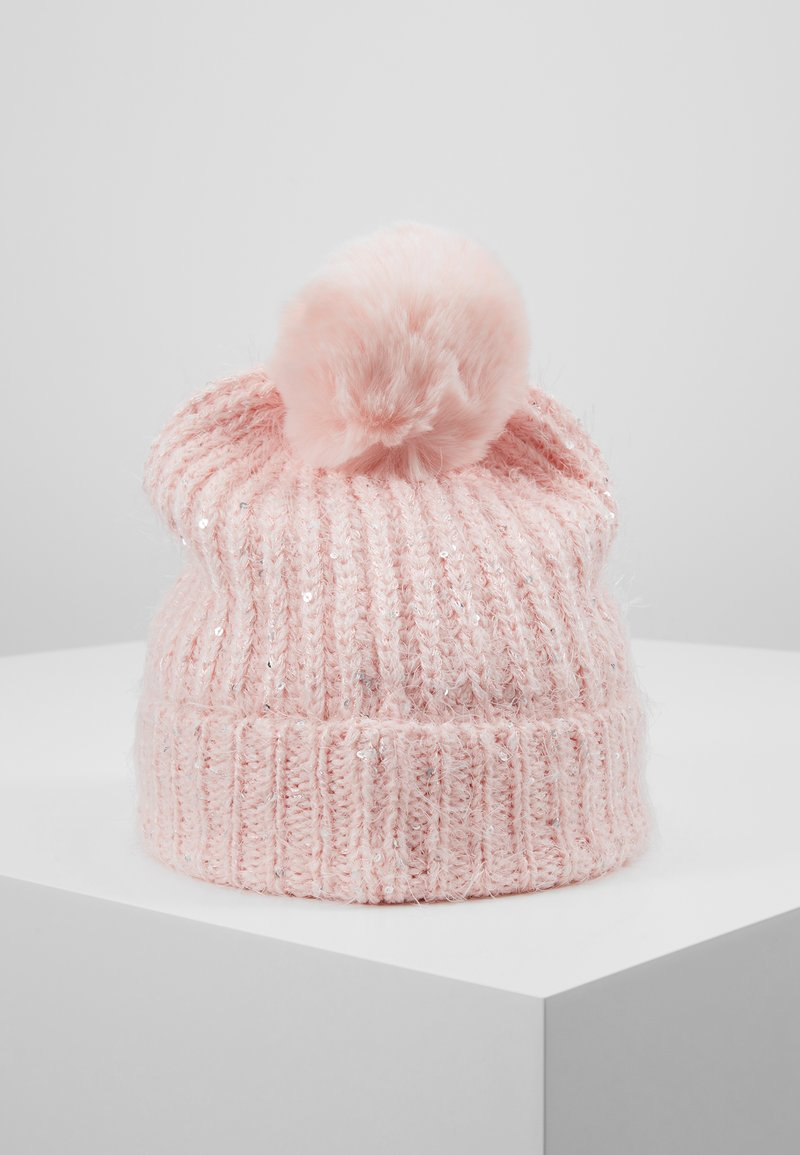 Esprit - SCARVES HATS - Beanie - tinted pearl