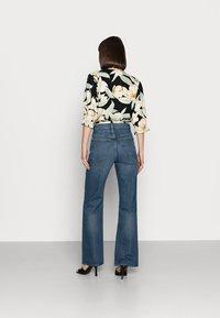 ARKET - JEANS - Flared jeans - blue - 2