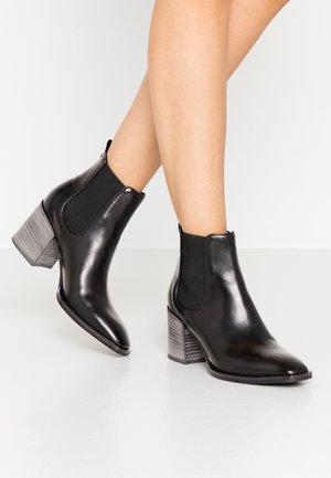 ERIN - Boots à talons - schwarz