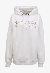 Mampela M´Ela Clothing - Hoodie - white - 2
