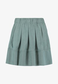Moves - KIA - A-line skirt - adriatic blue - 4