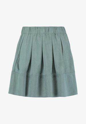 KIA - A-line skirt - adriatic blue