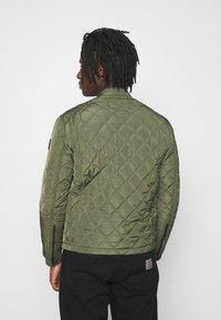 Replay - JACKET - Light jacket - khaki - 2