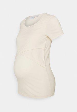 MLISABELLA - Basic T-shirt - whitecap gray