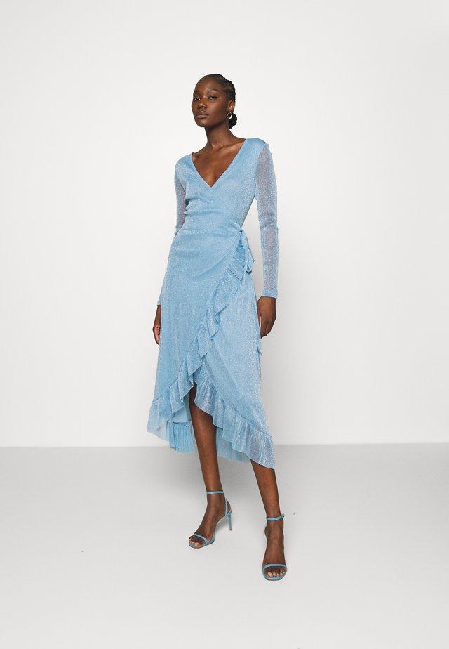 NADIA DRESS - Robe de soirée - sky