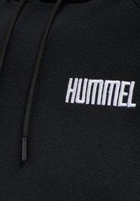 Hummel - HMLLIMO  - Hættetrøjer - black - 3