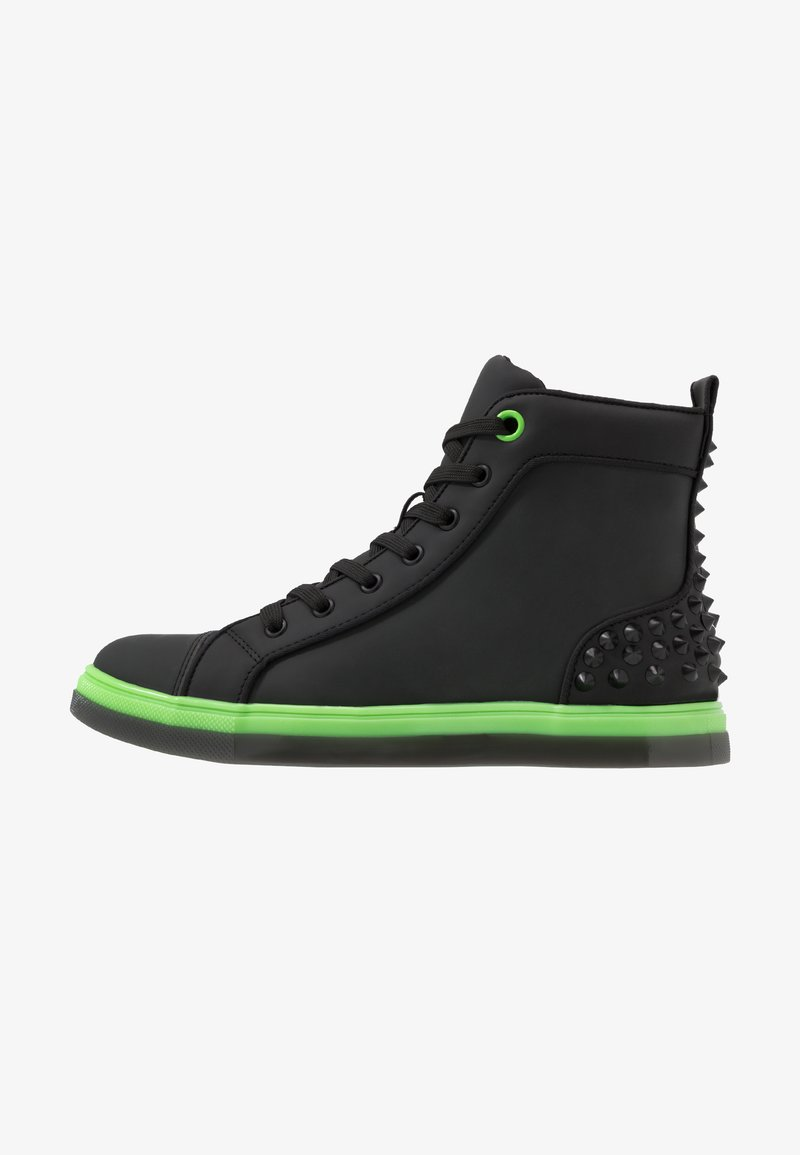 Steve Madden - CHAOS - Sneakers alte - emerald