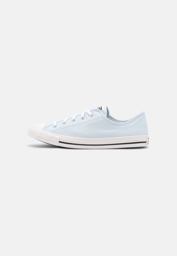 CHUCK TAYLOR ALL STAR DAINTY SUMMER - Trainers - chambray blue/black/white