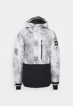 MISSION BLOC  - Snowboardjacke - iron gate