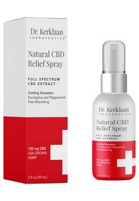 Dr. Kerklaan - NATURAL CBD RELIEF SPRAY  - Spray corpo - - - 1