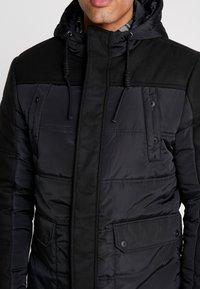 Tiffosi - EVEREST - Short coat - black - 5