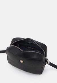 U.S. Polo Assn. - JONES CROSSBODY BAG  - Olkalaukku - black - 2