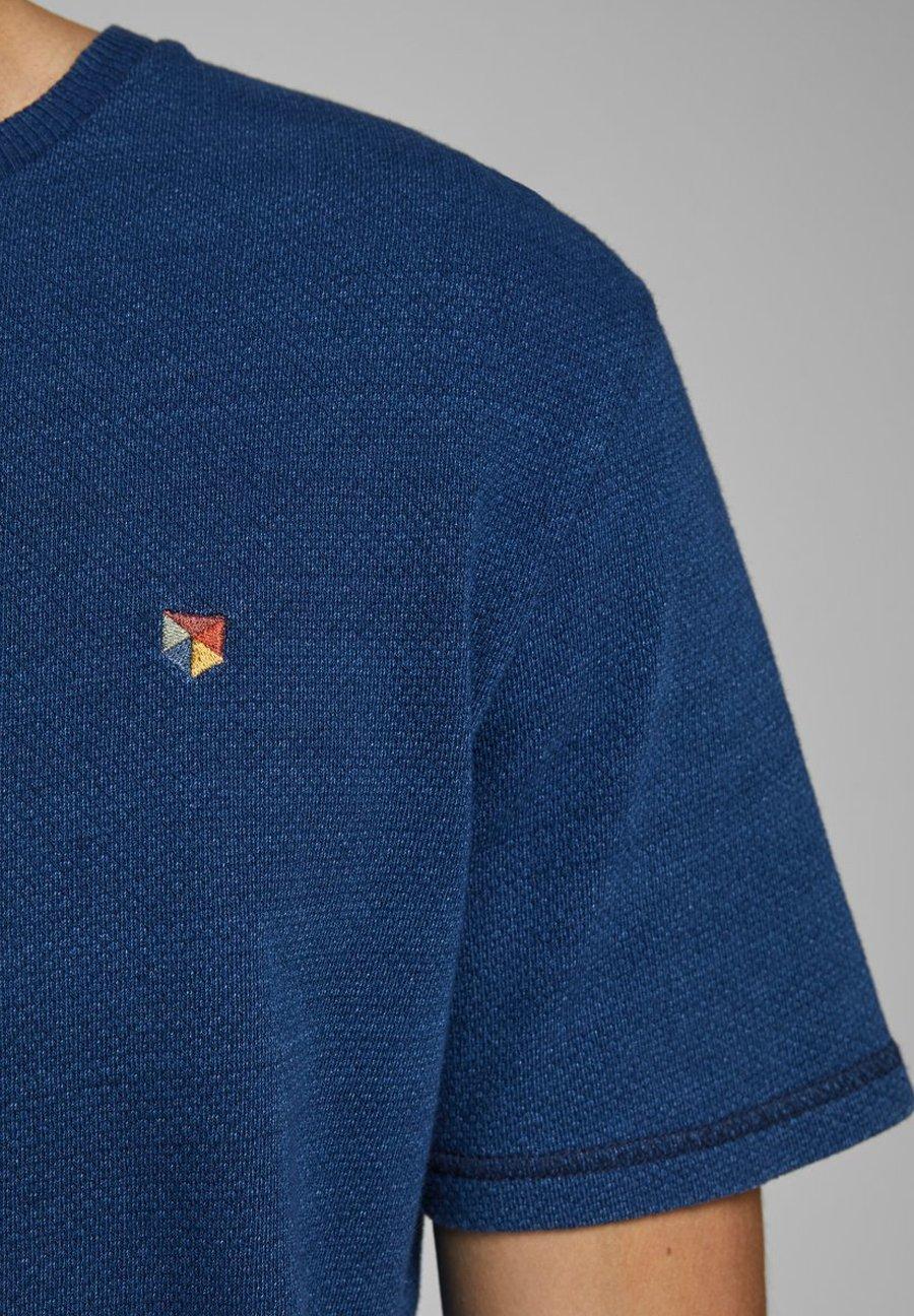 Jack & Jones PREMIUM Basic T-shirt - light blue denim ECTms