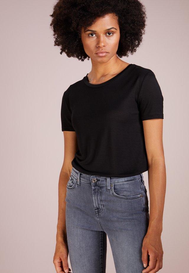 KATKA - Basic T-shirt - black