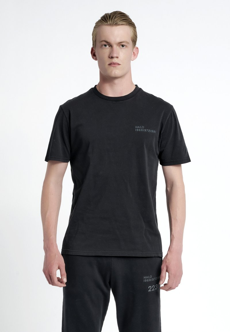 HALO - T-shirts print - black