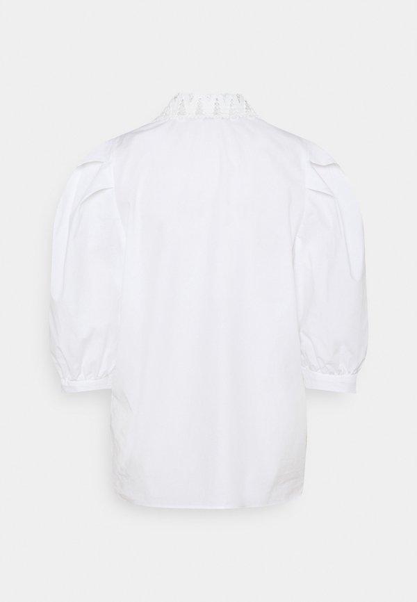 sandro LILIE - Bluzka - blanc/biały YPKU