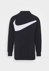 Nike Performance - Training jacket - black/black/white/clear - 6