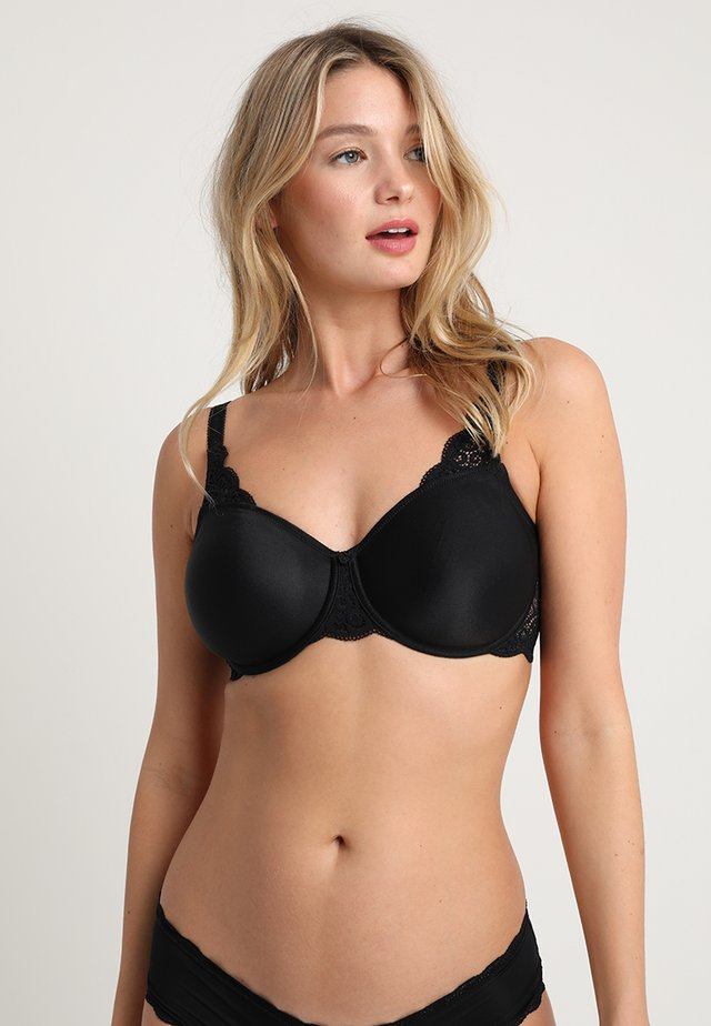 AMOURETTE  - Underwired bra - black