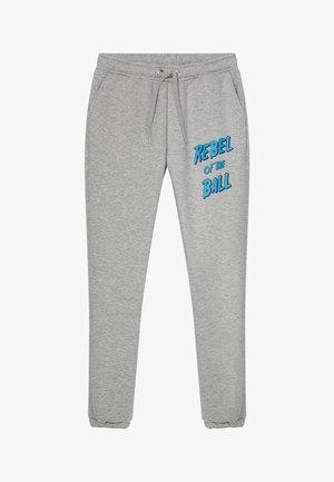 Pantaloni sportivi - grey melee
