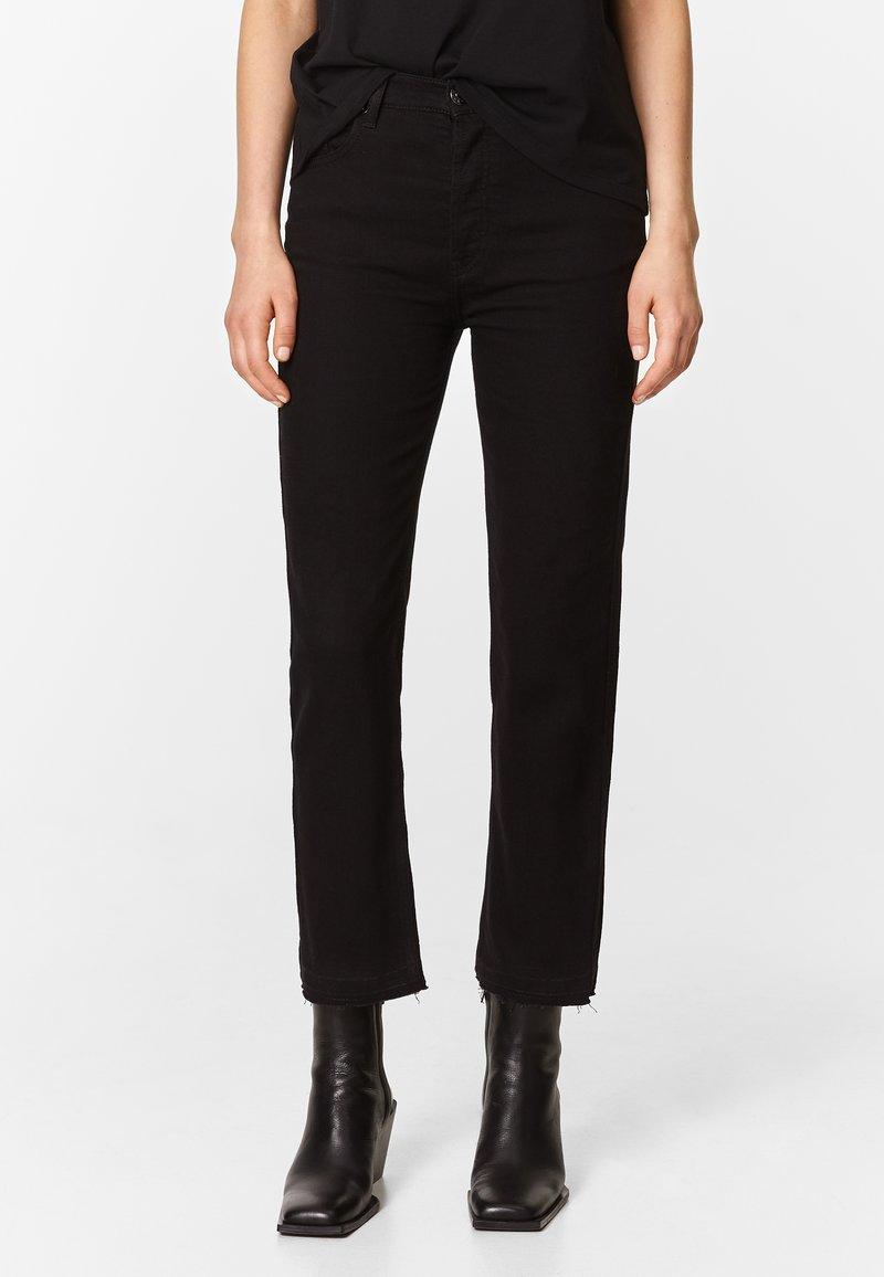 Bimba Y Lola - BOOTCUT  - Jeans Bootcut - black