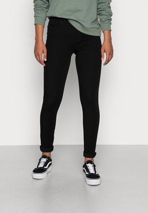 YASAYO  SKINNY JEANS - Jeans Skinny - black