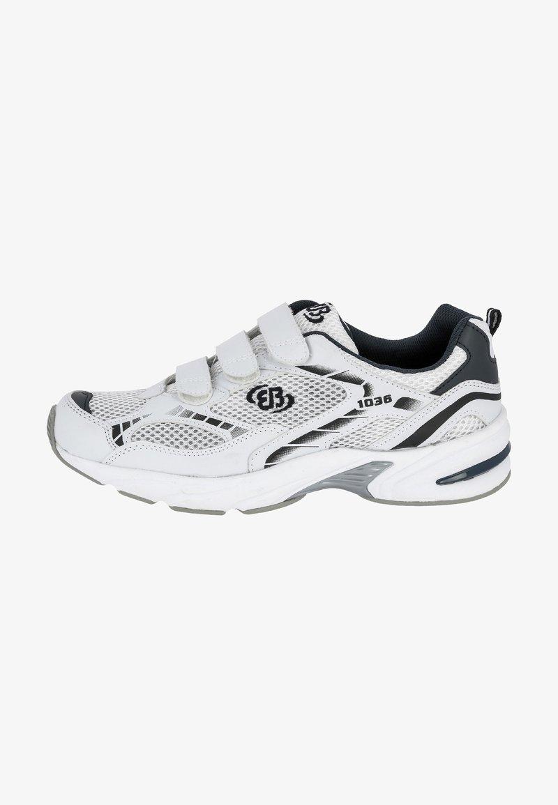 Brütting - Stabilty running shoes - white