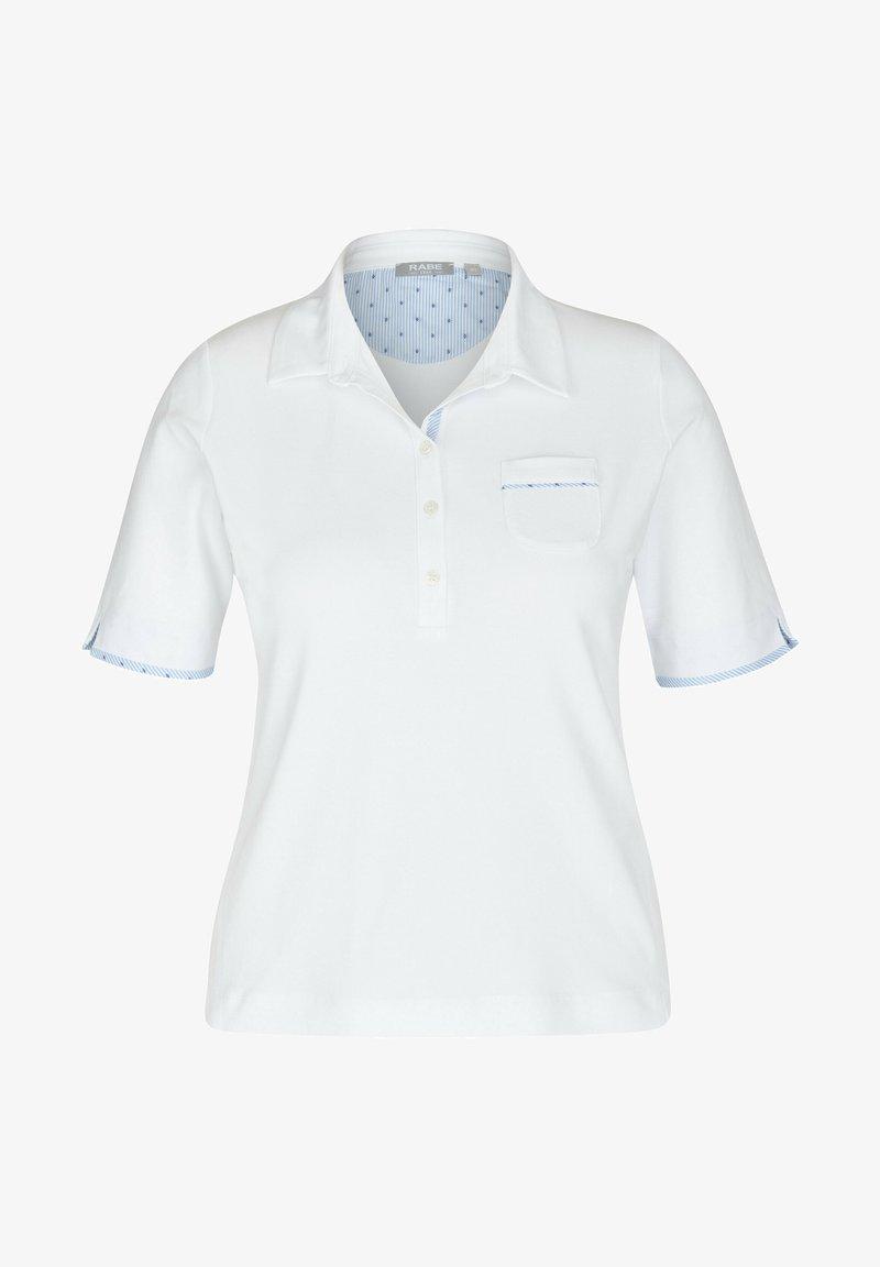 Rabe 1920 - Polo shirt - off white