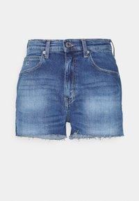 Tommy Jeans - HOTPANT - Džínové kraťasy - ames - 4