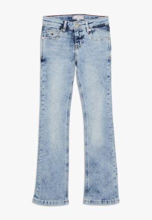 NORA SKINNY FLARE - Bootcut jeans - denim