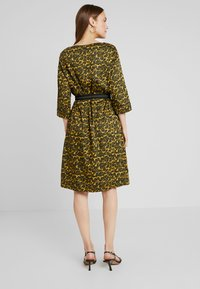 Freequent - Day dress - olive night - 3