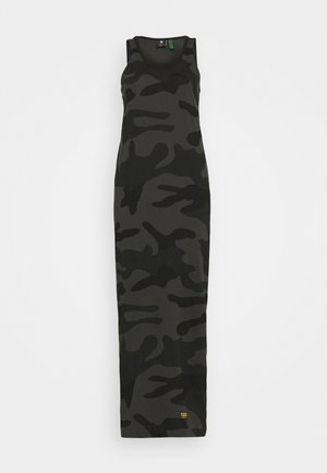 LYKER - Vestido largo - raven
