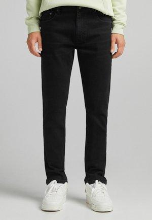 SLIM - Slim fit jeans - off-white