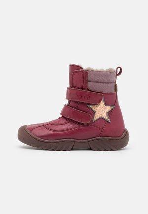 EMMET - Winter boots - bordeaux