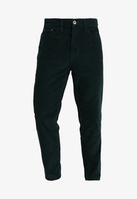 BAGGY PANTS - Trousers - dark jasper