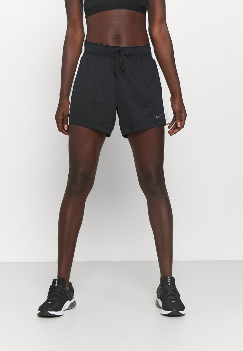 Nike Performance - DRY - Pantalón corto de deporte - black/sail