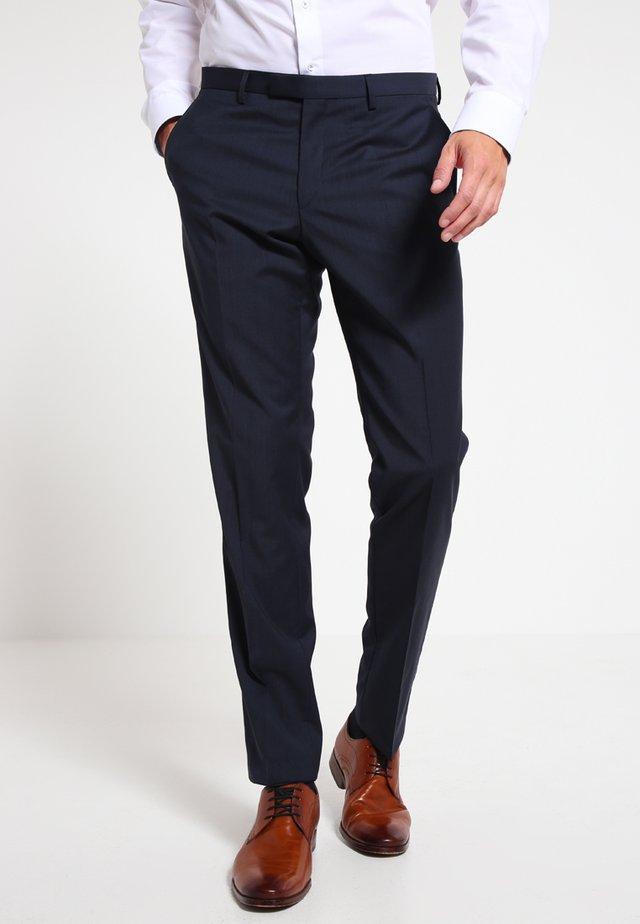Spodnie garniturowe - blau