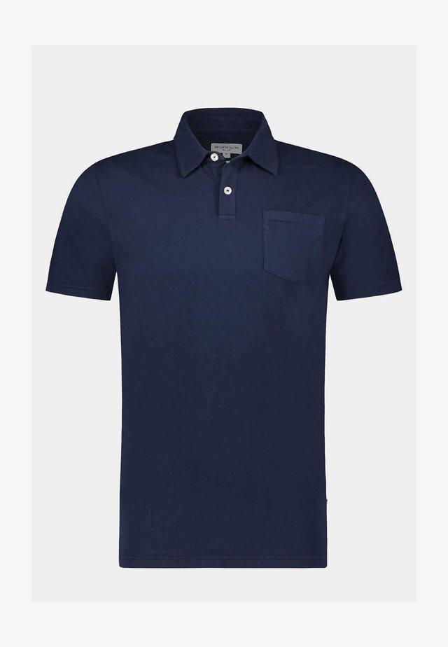 REGULAR FIT - Polo shirt - classic navy