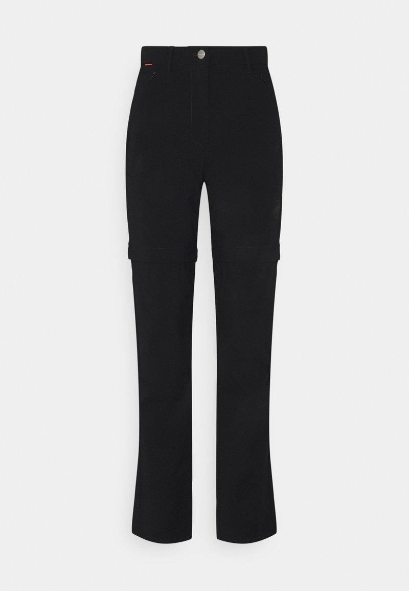 Mammut - Pantaloni outdoor - black