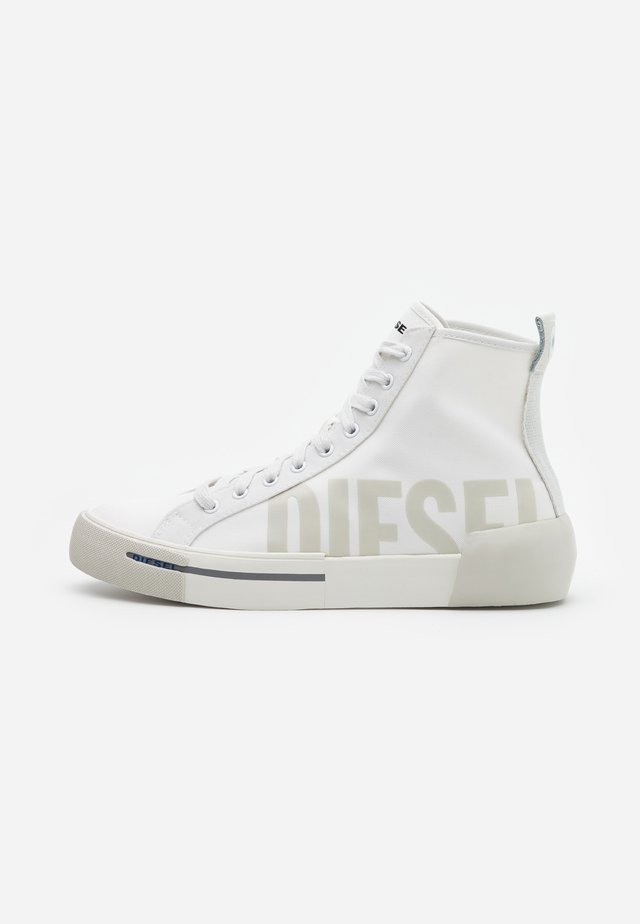 DESE S-DESE MID CUT - Korkeavartiset tennarit - white