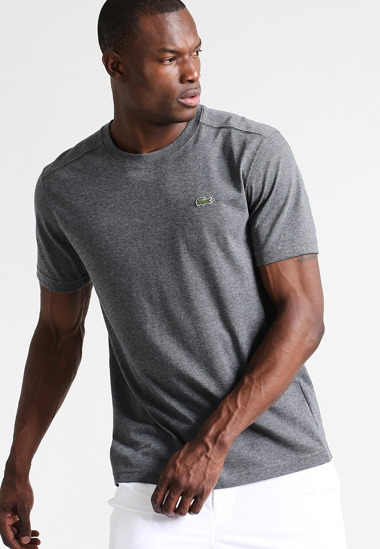 Lacoste Sport - HERREN - T-shirt - bas - pitch