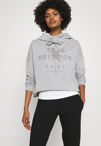 True Religion - PANT CLASSIC - Kalhoty - black - 3