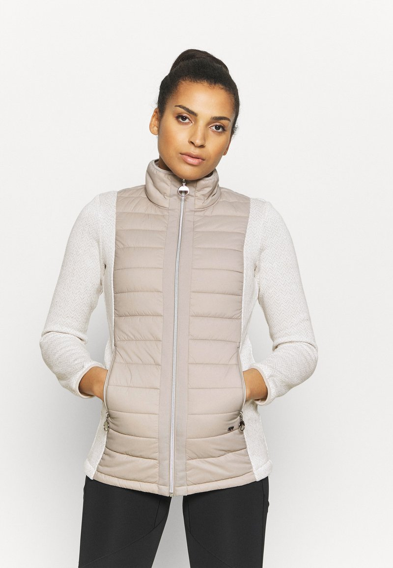 Luhta - ERIKSDALER - Winter jacket - natural white