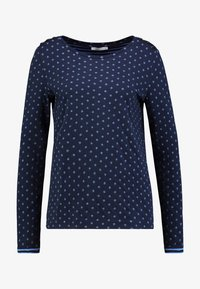 edc by Esprit - DOUBLE - Long sleeved top - navy - 4