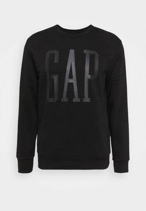LOGO - Sweatshirt - true black