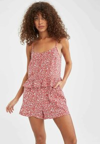 DeFacto - Shorts - red - 3