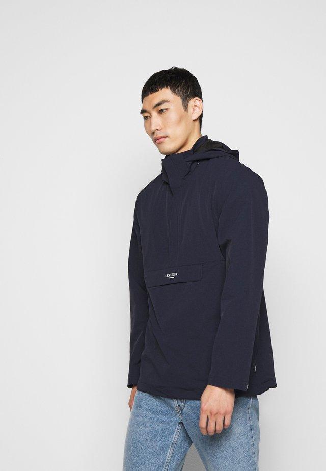 MILLER ANORAK - Summer jacket - dark navy