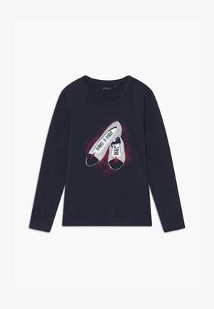 PARIS BALLET SHOES - T-shirt à manches longues - navy